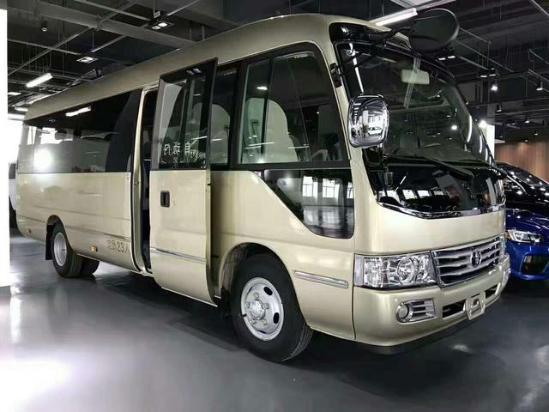丰田考斯特/柯斯达19座价格和图片店有现车