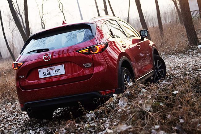这是一份第二代Mazda CX-5的深度体验报告