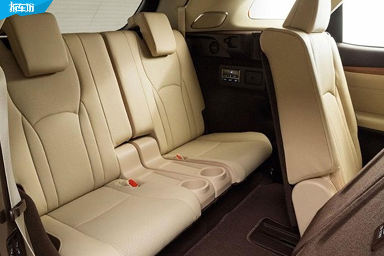 雷克萨斯RXL推出七座SUV洛杉矶车展亮相