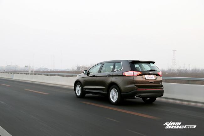 爆款中型SUV实力雄厚 深度测评福特锐界