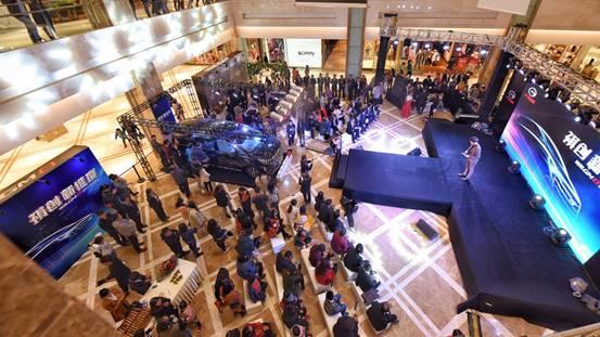 全场景奢享大型MPV 传祺GM8 惠州区域上市