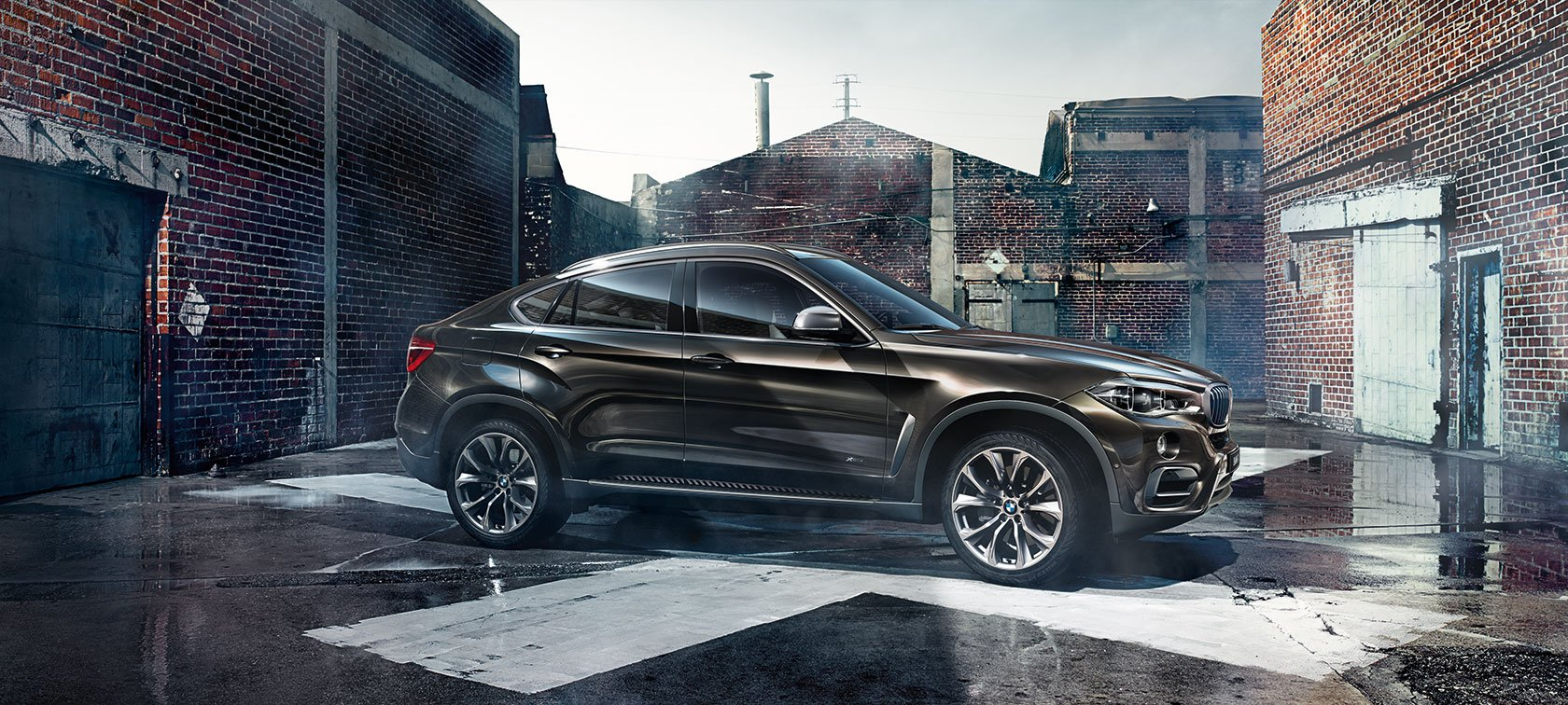 2018款宝马X5/X6正式上市 售75.8-113.8万元