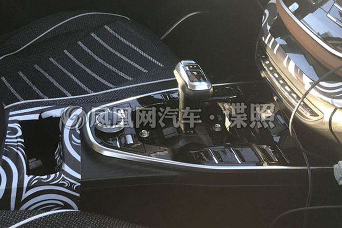 新款东南DX7谍照曝光 外观内饰小幅调整