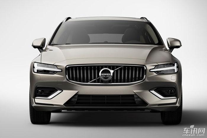 沃尔沃全新V60全球首发 2018年8月国内亮相