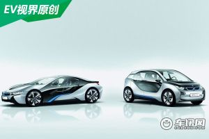 宝马i3/i8将最新消息 将不再推换代车型