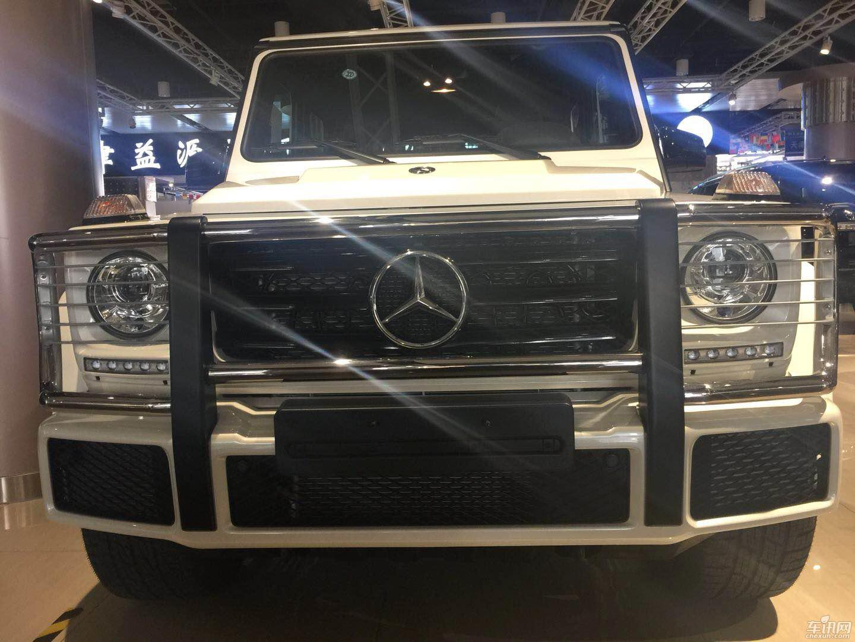 奔驰G级售129-400万元 现车优惠3-20万元