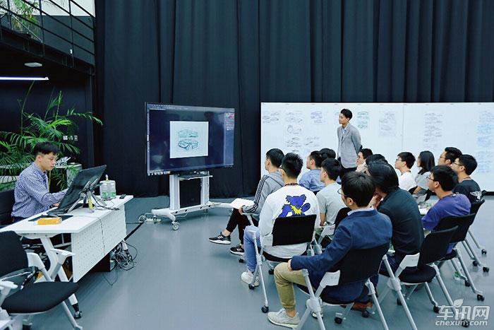 未来共创 Honda举办汽车造型设计绘图讲座