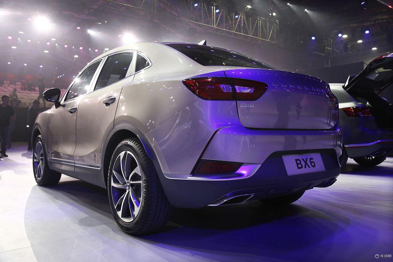 宝沃BX6轿跑SUV上市 售价18.28-19.98万元