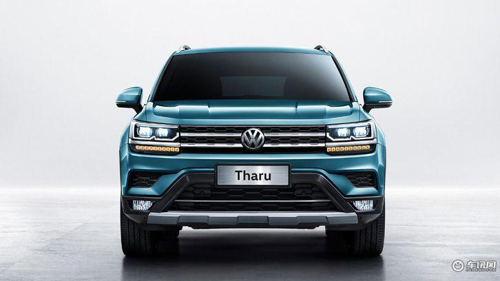 上汽大众Tharu将搭载1.2T动力 或四季度上市