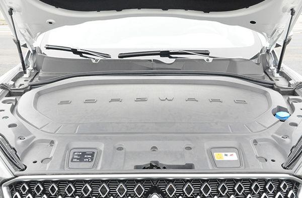 宝沃BXi7补贴前售35.88-37.88万 现车热销