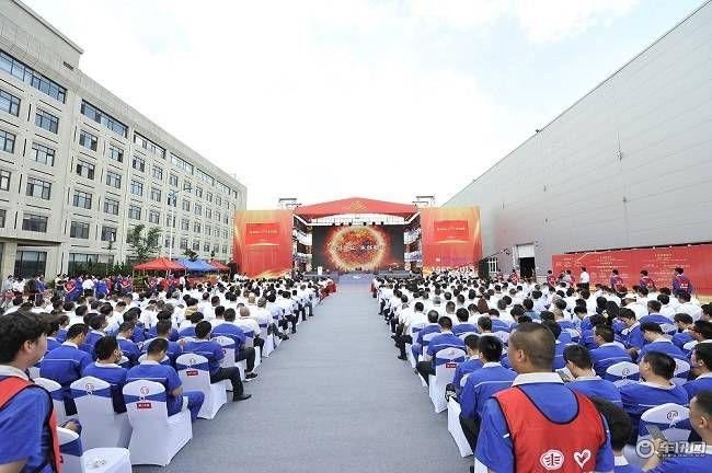 一汽解放青岛汽车有限公司建厂50周年纪念活动在解放青汽即墨工厂隆重