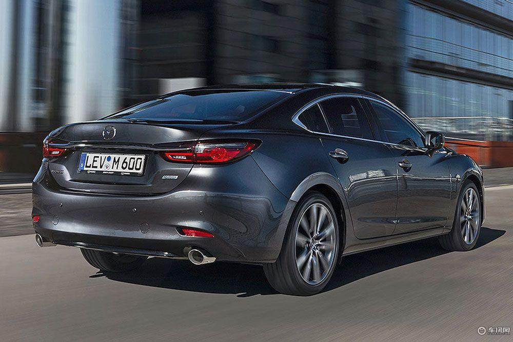 马自达新款Mazda6曝光 外观微调内饰变化大