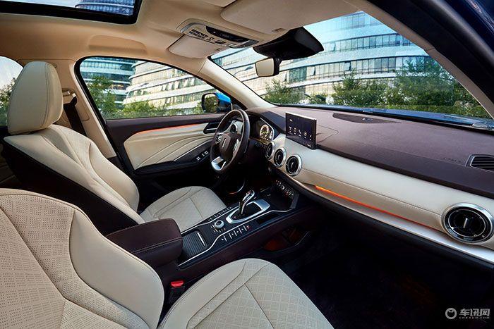WEY品牌VV6车型正式曝光 将于8月底上市
