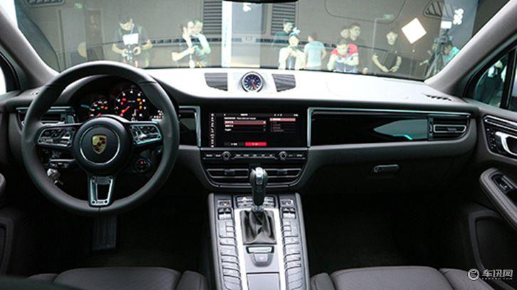 保时捷新款Macan全球首发 建议零售价55.8万