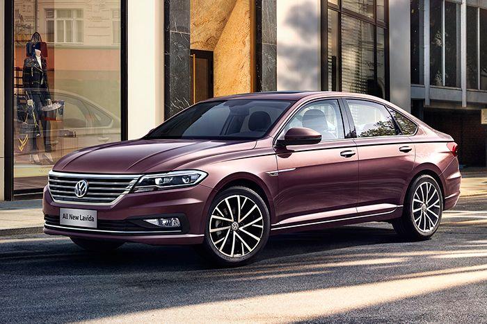 上汽大众大众品牌7月售12.66万辆 增14.7%