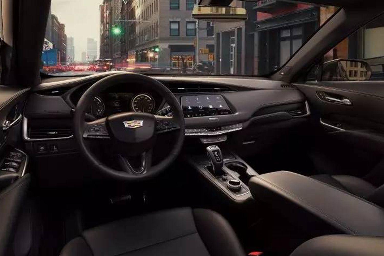 国产凯迪拉克XT4搭载新发动机8月29日上市