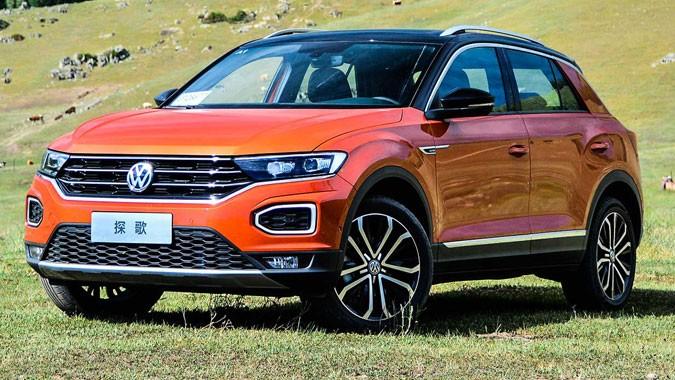 一汽-大众探歌购车指南 推荐购买两驱舒适型