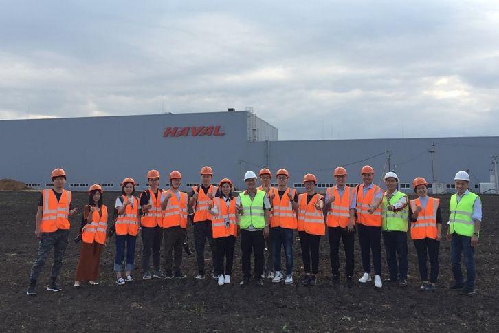 哈弗加速全球化布局 俄图拉整车工厂将投产