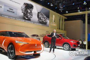 WEY携VV6、WEY-X等多款车型出击成都车展
