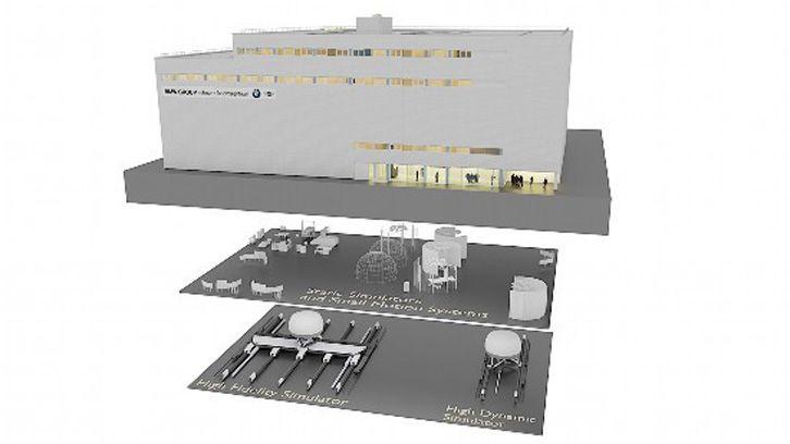 宝马将建模拟驾驶中心 用于开发自动驾驶