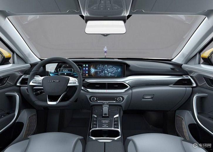奔腾T77将于10月17日开启预售 11月正式上市
