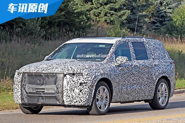 凯迪拉克XT6布局7座SUV 将亮相底特律车展