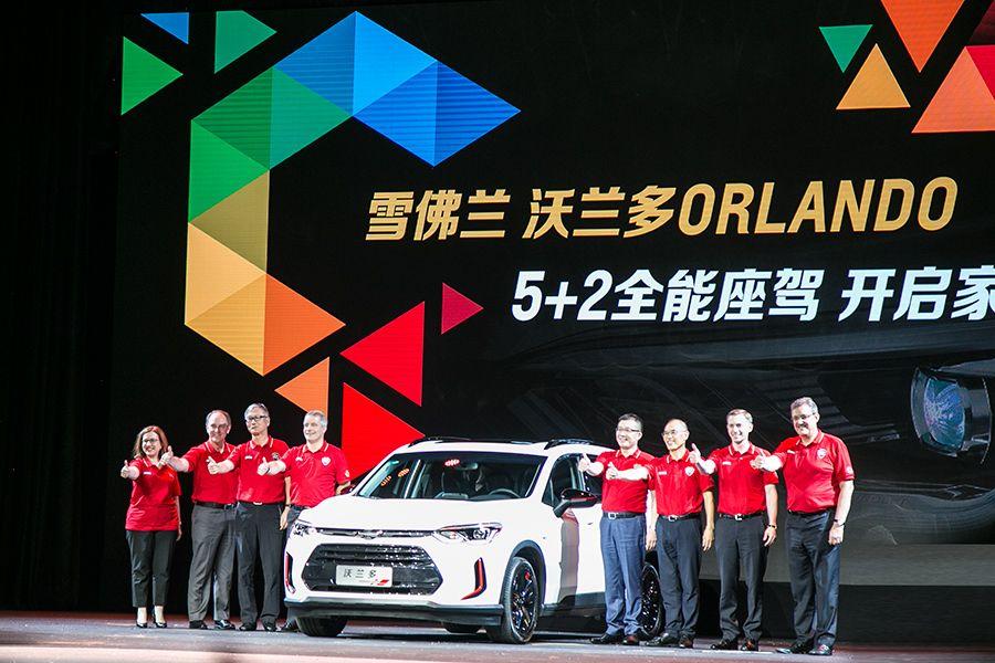 售11.99-15.49万元 雪佛兰沃兰多正式上市 _车讯网chexun.com-车讯网