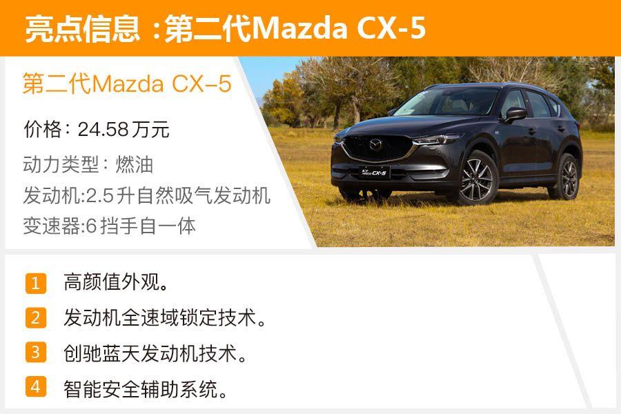 內外兼修 試駕第二代MazdaCX-5