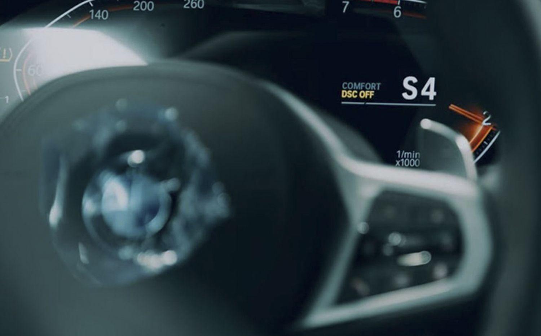 宝马全新3系细节预告 将于巴黎车展亮相