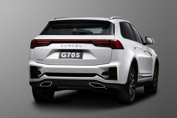 大乘G70s正式上市 售价11.99-14.99万元