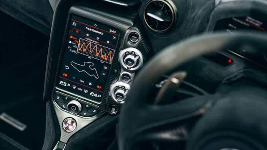 迈凯伦发布720S升级版官图 明年正式发售
