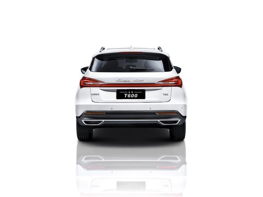 全新众泰T600开启预售 价格区间为8-14万元