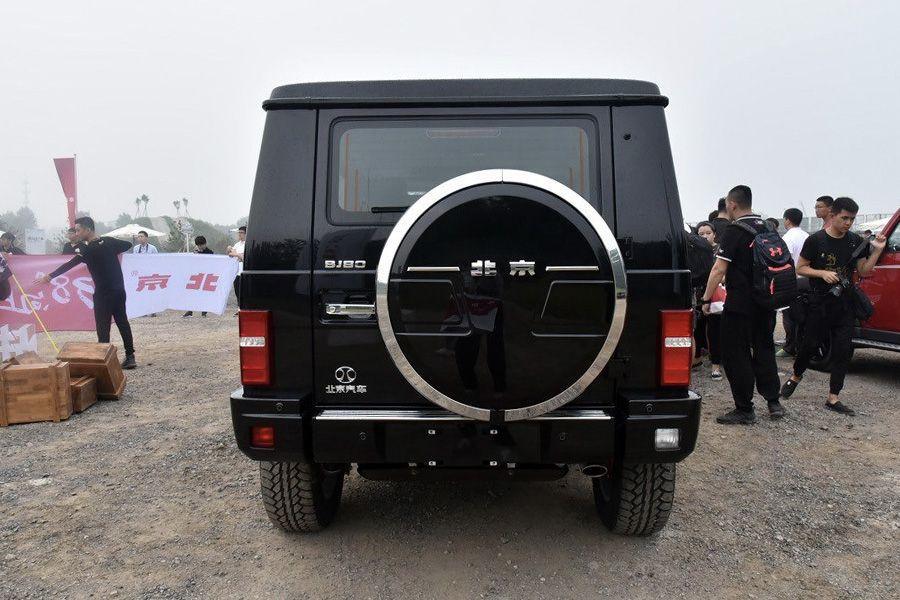 北京BJ80新增必威手机版型上市 售价29.8-32.9万元