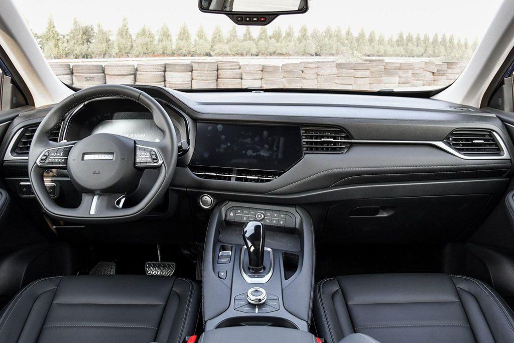 推2款车型/配置丰富 哈弗F7将于今晚上市
