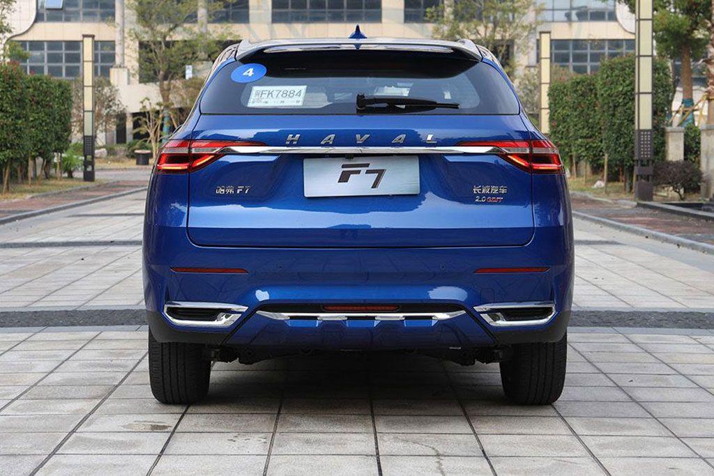 10.9万元起售 哈弗F7正式上市