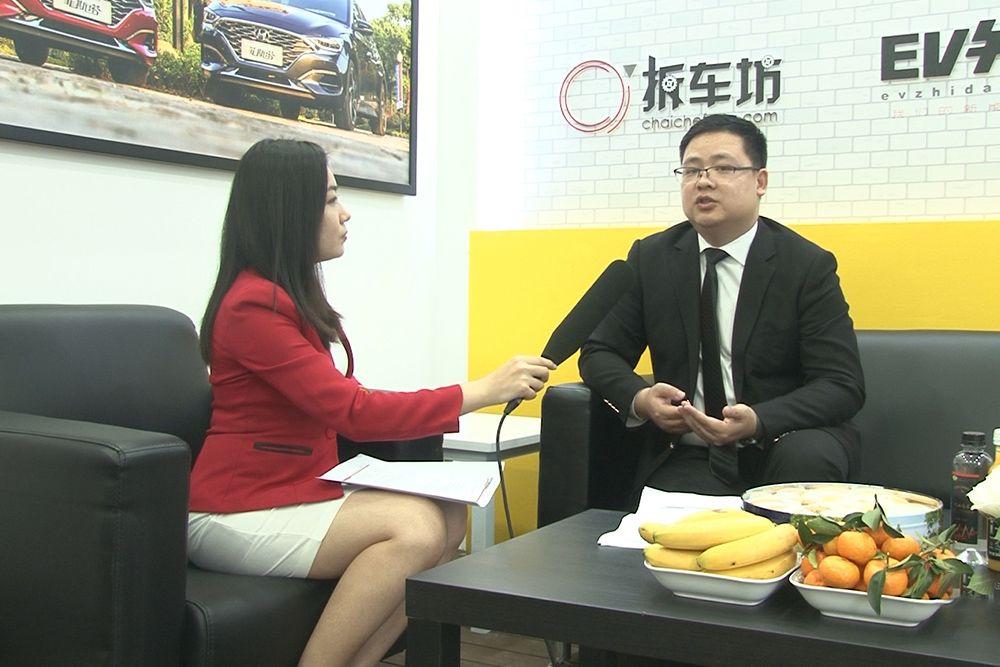 专访启辰白金店广州迎宾番禺总经理郭辰腾先生