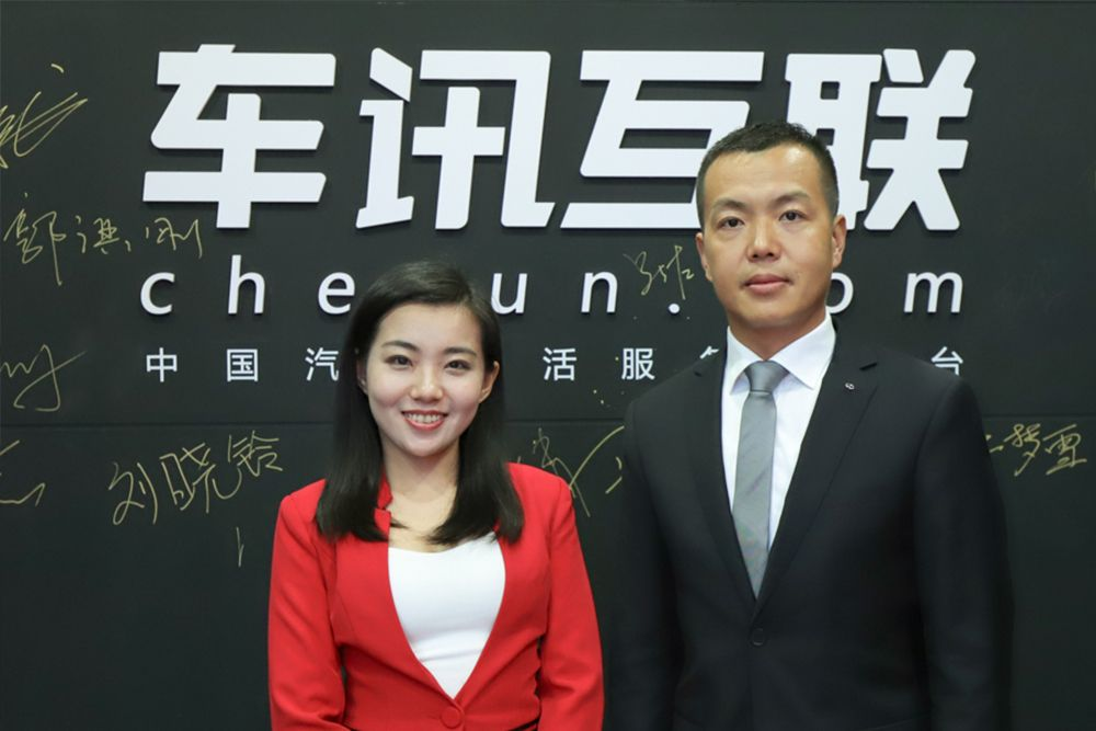 专访东风南方广州英菲尼迪中心总经理郭洪刚先生