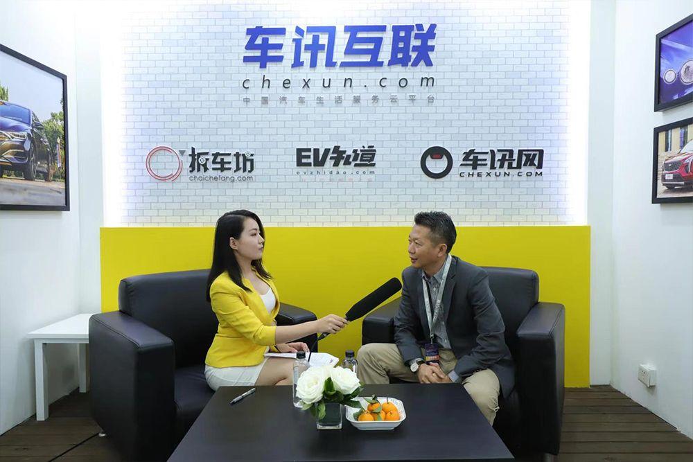 专访百强有道集团新能源事业部总监李振云先生