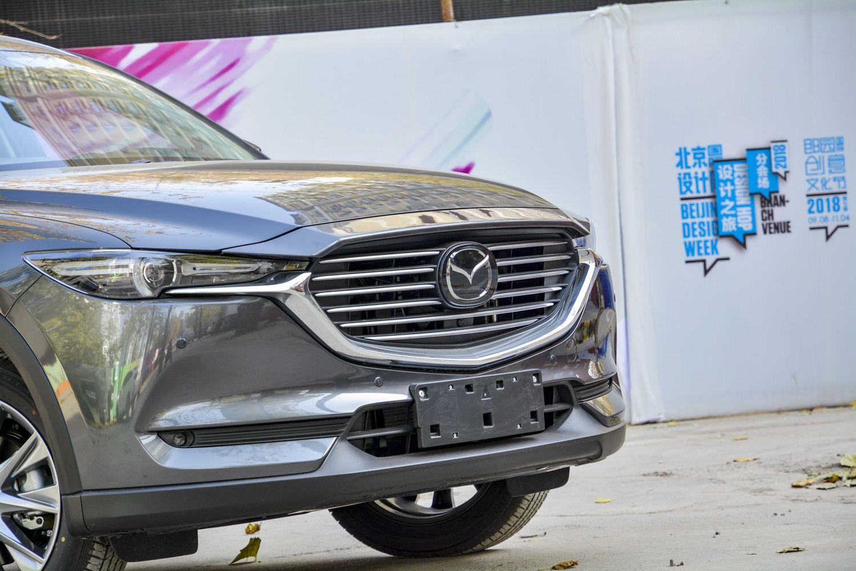 长安马自达首款中大型SUV CX-8将明日上市
