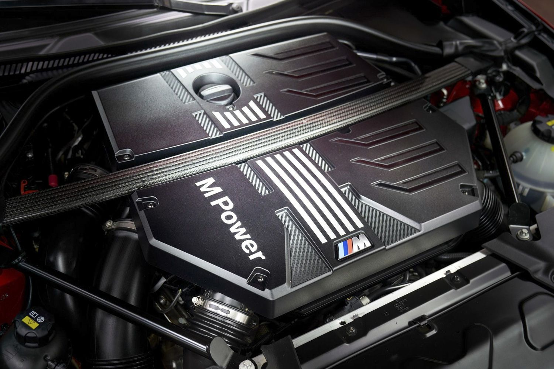 搭3.0T双增压动力 宝马发布X3 M/X4 M官图