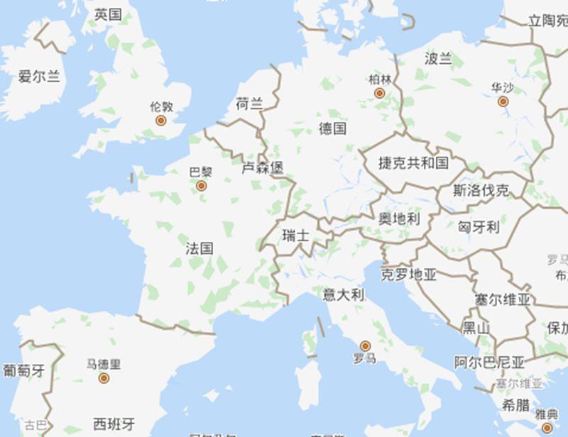 法国自驾游日记第3天 从敦刻尔克到鲁昂