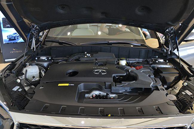 东风英菲尼迪QX50最高优惠5万元 现车充足