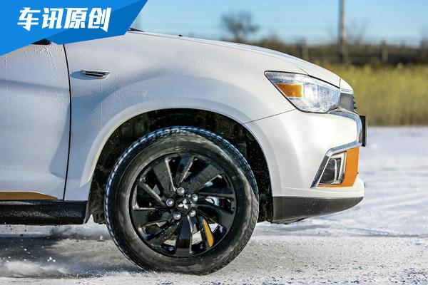 三菱劲炫ASX推智橙版车型 指导价15.58万元