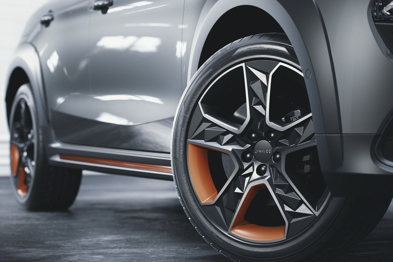 領克02新增高能轎跑SUV預售16-18萬元。
