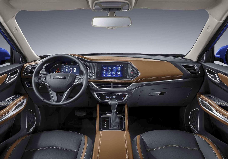 众泰T300小强版上市 指导价4.59-5.59万元