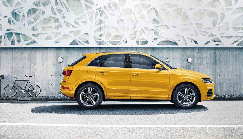 售26.00-30.16万元 奥迪Q3新增车型上市
