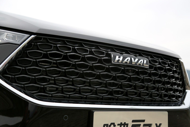 又一款国产轿跑SUV加入战场!试驾哈弗F7x
