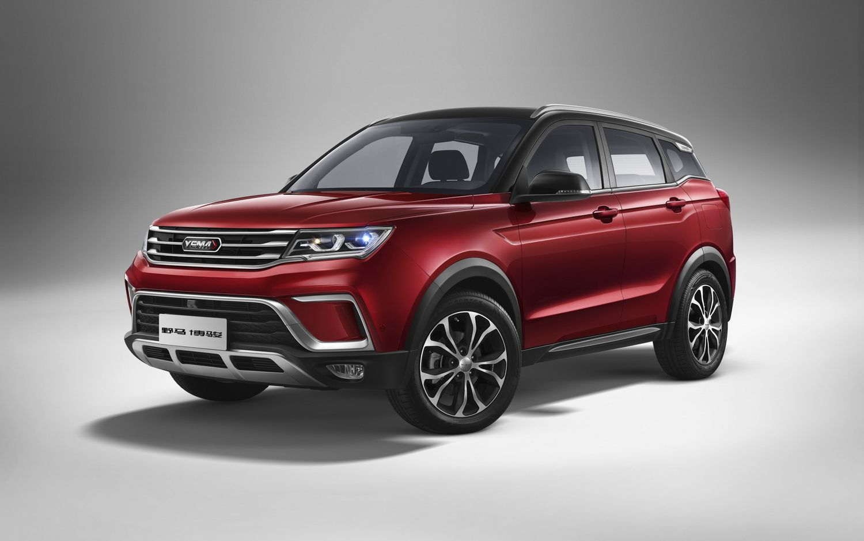 野马全新小型SUV博骏上市 售价5.78万元起