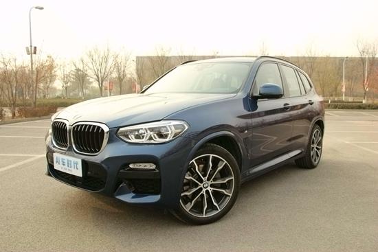 坚持是一种担当 全新BMW X3 xDrive30i评测