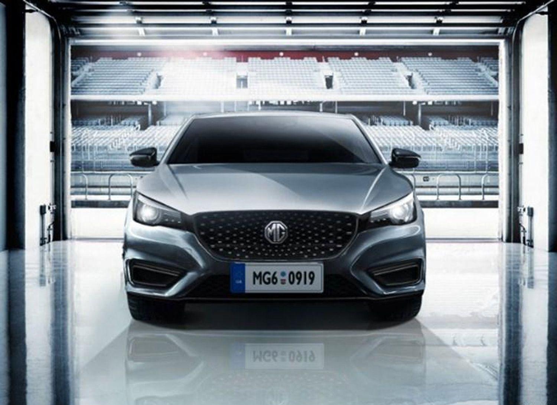 運動氣息濃厚 新款名爵6將于上海車展上市